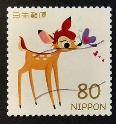 bambi - japan