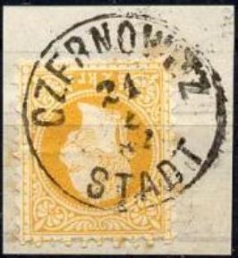 bukowina-czernowitz-stamp-1867
