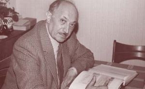 Simon Wiesenthal Stamp Collector