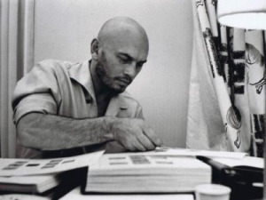 Yul Brynner Stamp Collector