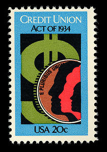 credit union act of 1934