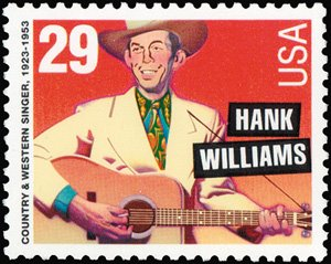 Stamp1993HankWilliams