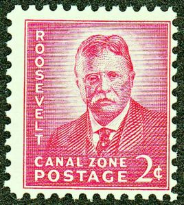 t roosevelt canal zone