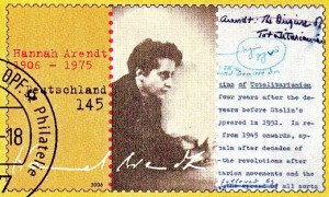Hannah Arendt - Germany