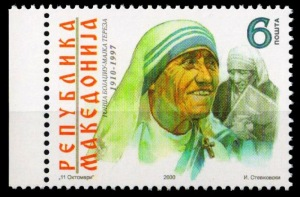 Mother Theresa - Macedonia