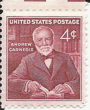 andrew carnegie - usa