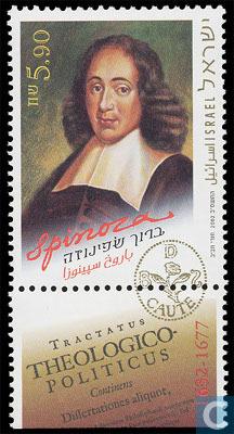 baruch spinoza - israel