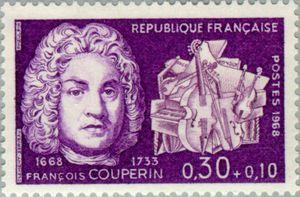 francois couperin - france