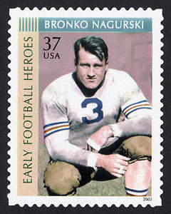 bronko nagurski - chicago bears