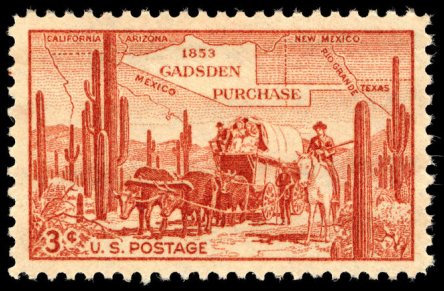 gadsden purchase - usa