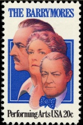 lionel barrymore and family - usa
