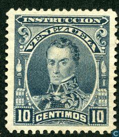 simon bolivar - venezuela 1904