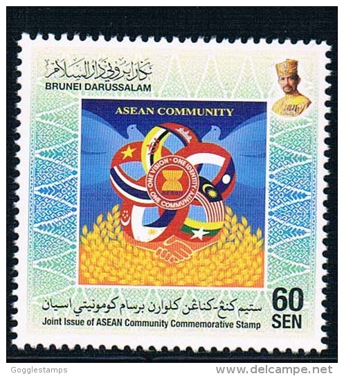 brunei - ASEAN countries issue - 1984