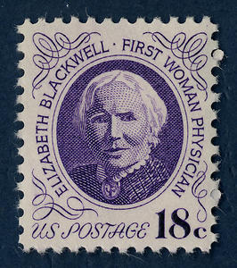 Elizabeth_blackwell_stamp - U.S.