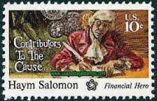 haym salomon - usa