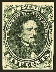 Jefferson Davis - 1861