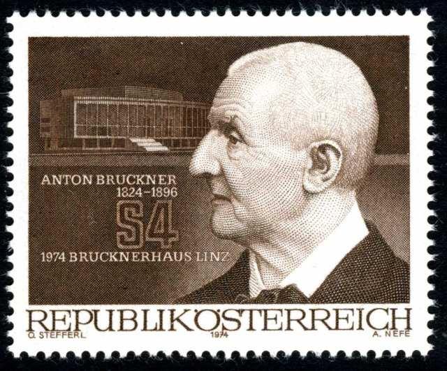 Anton Bruckner - Austria 1974