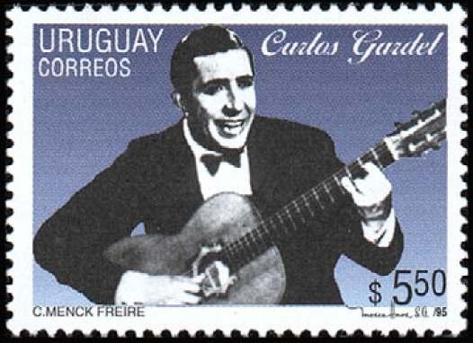 Guitarist - Uruguay