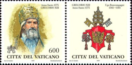 Pope gregory XII - vatican city