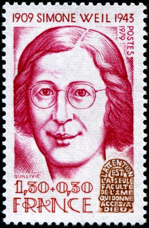 Simone Weil - France