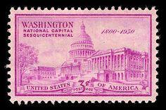 Washington DC 150th Anniversary - U.S.