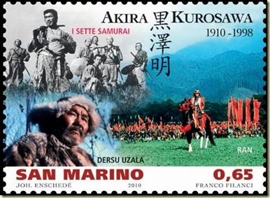 akira kurosawa - san marino