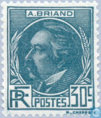 Aristide Briand - France