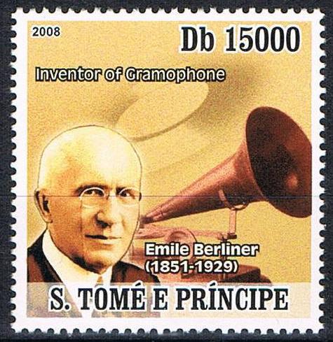 Emile Berliner - St. Tome 2008
