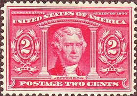 Thomas Jefferson - US - 1904