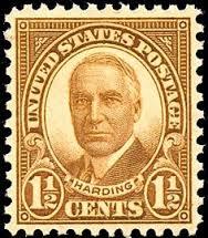 Warren G Harding - U.S.