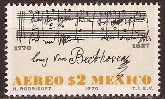 Beethoven's Ninth Symphony - mexico 1970