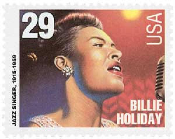 Billie Holiday - 1994 - USA - SC 2856