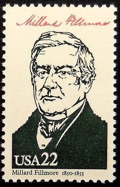 Millard Fillmore - U.S.