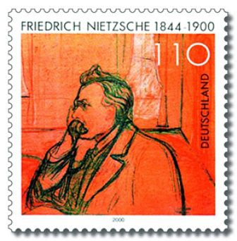 friedrich nietzsche - germany 2000