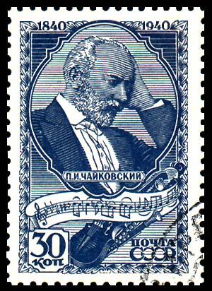 Peter Tchaikovsky - 30k - russia