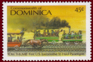 Tom-ThumbTrain - Dominica