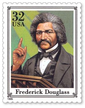 frederick douglass 1989 - USA