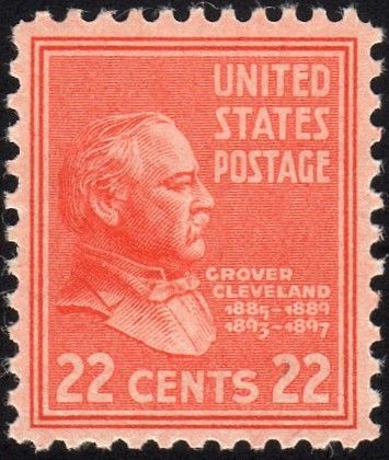 grover-cleveland_22c-issue