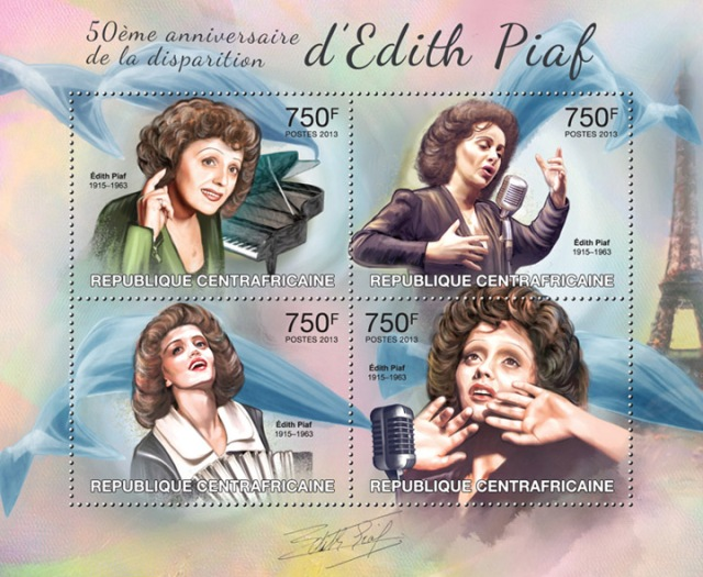 edith-piaf-central-african-republic