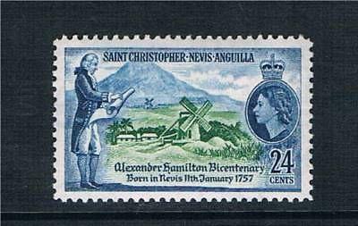 alexander-hamilton-st-kitts-nevis-1957-sg119-bicentenary