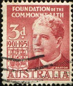 edmund-barton-foundation-of-the-federation-of-australia-1951