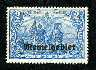 memel-germany-sc-16-2-mark-yr-1920
