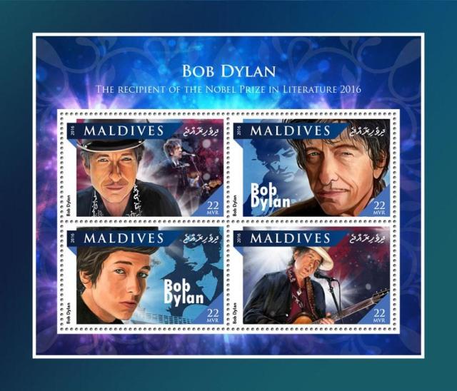 Bob Dylan - Maldives 2016-12-28