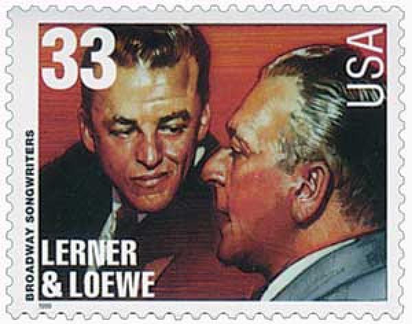 Lerner & Loewe - USA-3346 1999